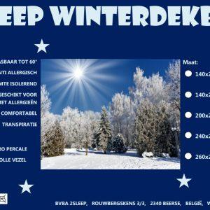 Winterdekbedden